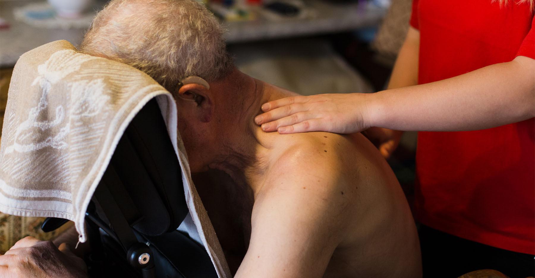 Hauskrankenpflege Dori Massage