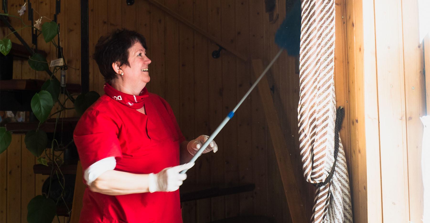 Hauskrankenpflege Dori Hausreinigung